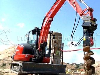 Скачать изображение Спецтехника Гидробуры Hydra производства Италия 34044308 в Ростове-на-Дону