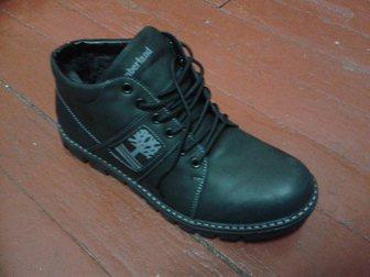 Скачать изображение Мужская обувь Кожаные зимние ботинки мужские от производителя 34066423 в Ростове-на-Дону