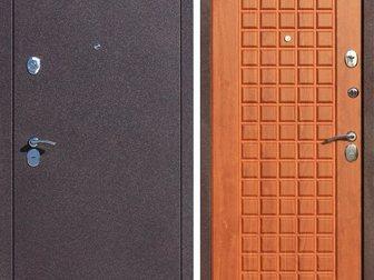 Просмотреть изображение Двери, окна, балконы Входная дверь Йошкар 9 см Троя Бордо Золотистый дуб БЕСПЛАТНАЯ установка 34458665 в Ростове-на-Дону