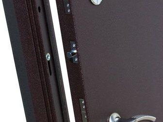 Свежее фото Двери, окна, балконы Входная дверь Йошкар 9 см Троя Бордо Беленый дуб БЕСПЛАТНАЯ установка 34458676 в Ростове-на-Дону