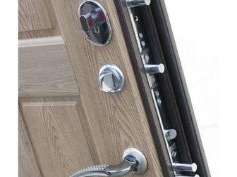 Просмотреть изображение Двери, окна, балконы Входная дверь Йошкар Троя Аргентум (Ель Карпатская) БЕСПЛАТНАЯ установка 34458691 в Ростове-на-Дону