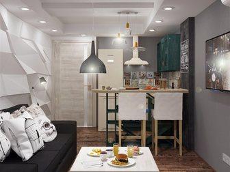 Просмотреть фотографию Дизайн интерьера Дизайн интерьера квартир/домов/офисов/магазинов 34511894 в Ростове-на-Дону