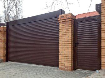 Просмотреть изображение  Автоматические ворота от производителя, Звони 34856658 в Ростове-на-Дону