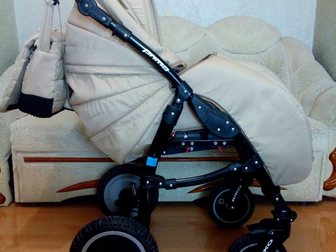 Смотреть изображение  Детская коляска Riko Primo 2 в 1 35021469 в Ростове-на-Дону