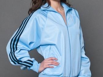 Увидеть foto Женская одежда Спортивный костюм КС бело-синий 36780397 в Ростове-на-Дону
