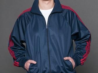 Увидеть изображение Женская одежда Спортивный костюм КС мужской белый с синим 36780403 в Ростове-на-Дону