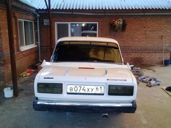 ВАЗ 2107 Седан в Ростове-на-Дону фото