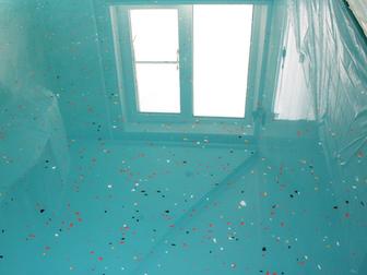 Скачать бесплатно foto  Выполняем стяжку, ремонт стяжки, 3D покрытия, 37912662 в Ростове-на-Дону