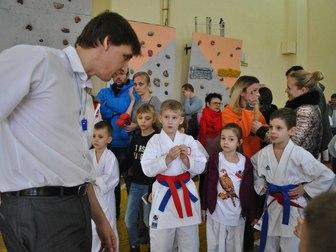 Смотреть фотографию Спортивные школы и секции Каратэ в Ростове на 2-й Краснодарской 38353846 в Ростове-на-Дону