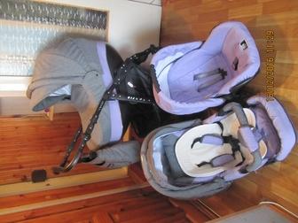 Уникальное фотографию Детские коляски Очень срочно продам коляску 38397196 в Ростове-на-Дону