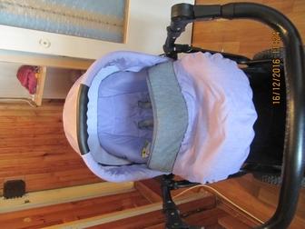 Увидеть фотографию Детские коляски Очень срочно продам коляску 38397196 в Ростове-на-Дону