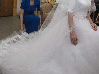 Увидеть изображение Свадебные платья Шикарное свадебное платье 39309893 в Ростове-на-Дону