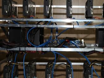 Просмотреть фото Разное Продажа майнинг-фермы оборудования на основе 12 карт ASUS Radeon 67623152 в Ростове-на-Дону