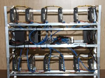 Смотреть фотографию Разное Продажа майнинг-фермы оборудования на основе 12 карт ASUS Radeon 67623152 в Ростове-на-Дону