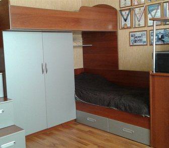 Фото в Мебель и интерьер Мебель для гостиной Продаю мебель для детской. 2 кровати шкаф в Ростове-на-Дону 15000