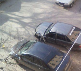 Фотография в Авто Аварийные авто Пострадала левая передняя часть. Двигатель в Ростове-на-Дону 70000