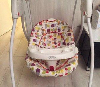 Фотография в   Качели Грако Ловин Хаг- для детей с рождения в Ростове-на-Дону 4800