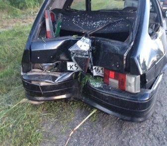 Изображение в Авто Аварийные авто Авто на ходу, перед машины не пострадал. в Ростове-на-Дону 50000