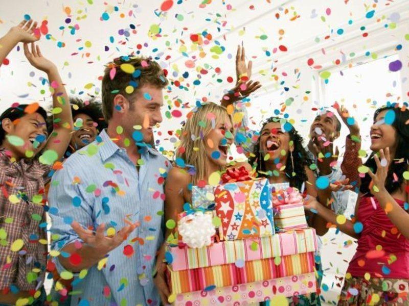 Сценарий дня рожденья в кругу друзей