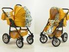 Изображение в Для детей Детские коляски В отличном состоянии после одного ребёнк в Рыбинске 6500