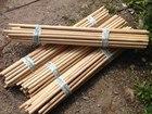 Уникальное фото Строительные материалы Продаю нагель (шканты) березовый диаметр 25мм 68185474 в Рыбинске