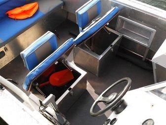 Скачать фотографию  Купить лодку (катер) Windboat 47 DC 38845420 в Твери