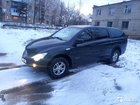 SsangYong Actyon Sports 2.0 AT, 2008, 120 000 км