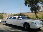 Изображение в   Предлагаю личный белый лимузин на свадьбу в Самаре 1200
