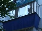 Смотреть фото  Балконы окна под ключ 38338226 в Самаре
