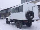 Скачать бесплатно фото  Новый вахтовый автобус с доставкой 39248654 в Барнауле