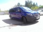 Свежее фотографию  Прокат минивэна Mercedes-Benz Vito с водителем 40053139 в Самаре
