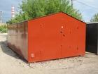 Увидеть фото  Металлический новый гараж 63507711 в Алагире