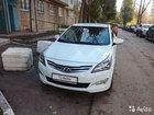 Hyundai Solaris 1.6МТ, 2016, седан