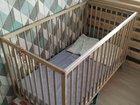 Кровать детская Икея   матрас