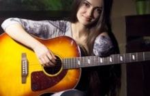 Игра на гитаре Самара обучение для детей