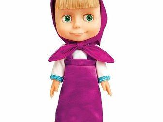 Свежее foto  Говорящая кукла Маша 100 фраз 34457823 в Самаре