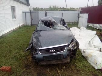Скачать бесплатно фото Аварийные авто лада приора 21703 2012года 37517257 в Самаре