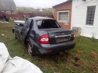 Увидеть фото Аварийные авто лада приора 21703 2012года 37517257 в Самаре