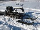 Новое foto Охота Лыжный модуль для мотобуксировщиков 31953477 в Санкт-Петербурге