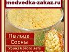 Фотография в Красота и здоровье Услуги народной медицины Пыльца сосны - продукт народной медицины, в Санкт-Петербурге 1400