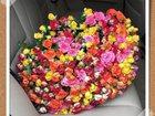 Изображение в   51 кустовая роза спб = 4450 руб.   Самовывоз в Санкт-Петербурге 4450
