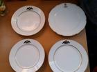 Изображение в Мебель и интерьер Посуда продаю тарелки фарфор времён Николая второго в Санкт-Петербурге 5000