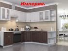 Фото в Мебель и интерьер Кухонная мебель Кухонные гарнитуры с МДФ фасадами это экономично в Санкт-Петербурге 0