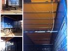 Свежее foto  Сдвижные крыши, установка, ремонт, обслуживание, тенты, переделка тентов 37241529 в Санкт-Петербурге