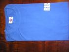 Фотография в Одежда и обувь, аксессуары Мужская одежда футболка RUSSIA синяя размер М в Санкт-Петербурге 600
