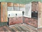 Изображение в Мебель и интерьер Кухонная мебель Собственное производство мебели на заказ в Санкт-Петербурге 99