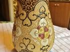 Изображение в Мебель и интерьер Другие предметы интерьера Ваза для фруктов - цветное дутое стекло, в Санкт-Петербурге 6000