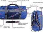 Для Ваших вещей предлагаем OverBoard OB1059B непромокаемая рюкзак для пляжа