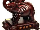 Слон на подставке для подарка 17см