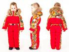 Уникальное фото Детская одежда Детский зимний комбинезон на искусственном лебяжьем пуху ЗИМНЯЯ СКАЗКА 68271426 в Санкт-Петербурге